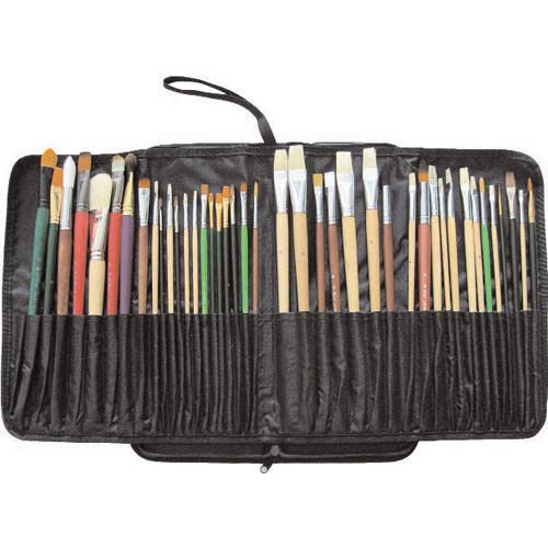 Start by Prat Expandable Brush Case for Long-Handle Brushes