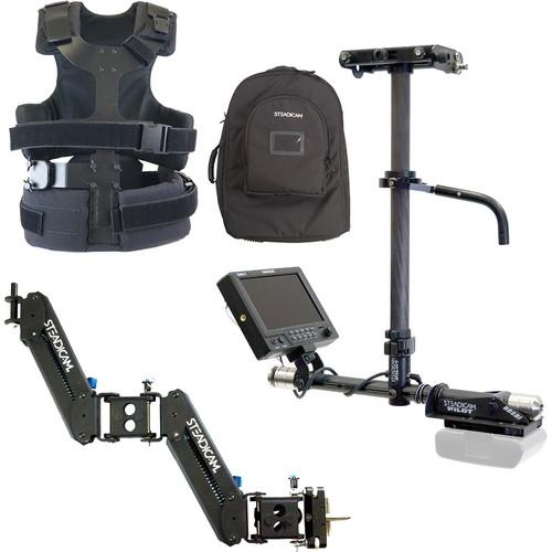 Steadicam Pilot HD-SDI Sled with AB Battery Plate, Vest, Merlin