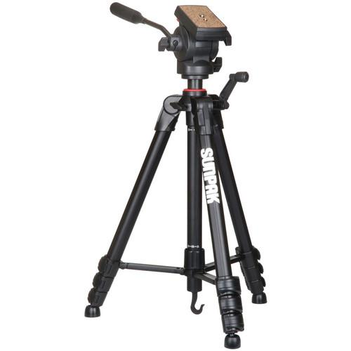 Sunpak  VideoPro-M 4 Video Tripod 620-840