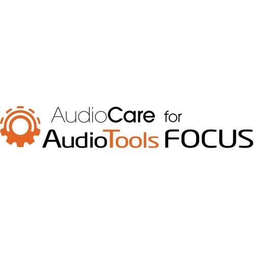 SurCode Audiocare for FOCUS - Annual Support and Update AACF
