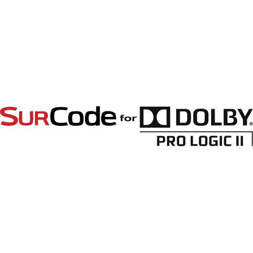 SurCode SurCode for Dolby Pro Logic II Upgrade - RTAS to SPLIU