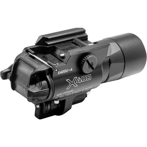 SureFire X400V-IRC Dual-Spectrum LED WeaponLight X400V-A-IRC