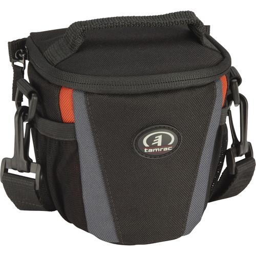 Tamrac Jazz Zoom 20 Holster Bag (Black/Multi) 422051