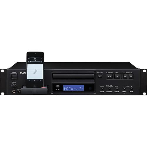Tascam CD-200iL Professional CD Player with 30-Pin and CD-200IL