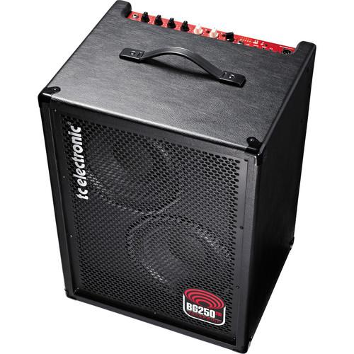 TC Electronic BG250-210 250-Watt Combo Bass Amplifier 990630011