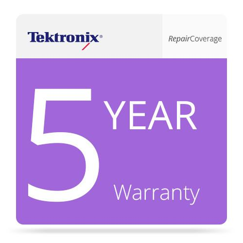 Tektronix 5-Year Repair Warranty Coverage for TG8000 TG8000-R5DW