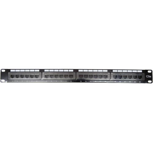 Tera Grand 24-Port CAT5E Patch Panel CAT5E-PANEL-24