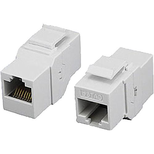 Tera Grand CAT5e Inline Coupler Feed-Through CAT5E-INCOP-KEYW
