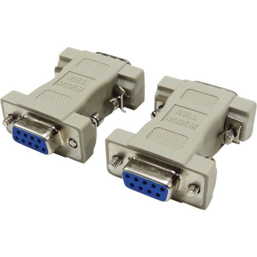 Tera Grand DB 9-Pin Female to Female Null Modem ADP-NULL-DB9FF