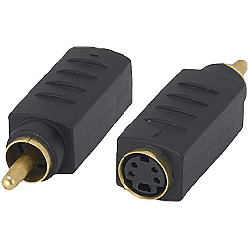 Tera Grand S-Video Female to RCA Male Adapter ADP-SVIDF-RCAM