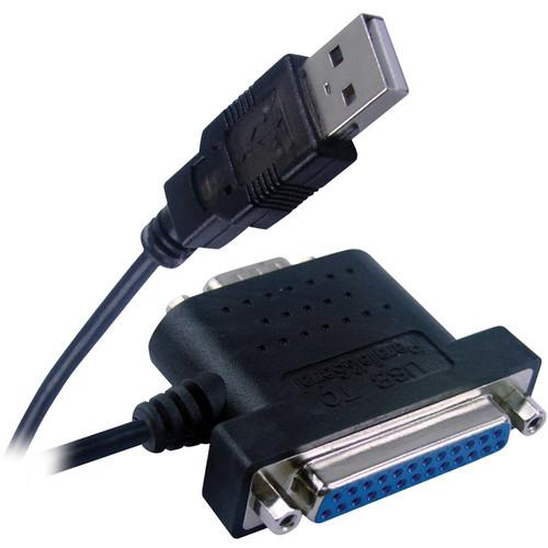 Tera Grand USB Male to DB9 Male and DB25 Female USB-VE421