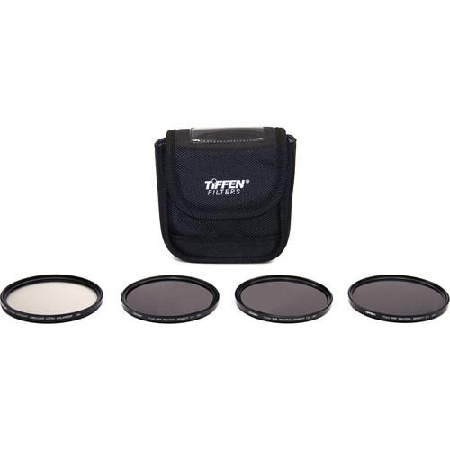 Tiffen  77mm Indie Plus HV Filter Kit W77INDNDPKT