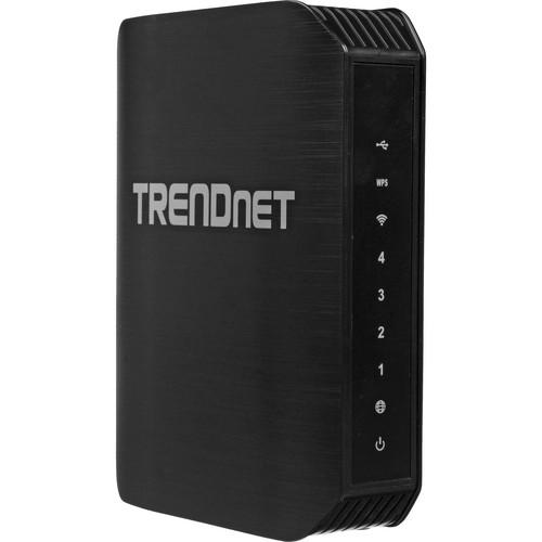 TRENDnet TEW-752DRU N600 Dual Band Wireless Router TEW-752DRU