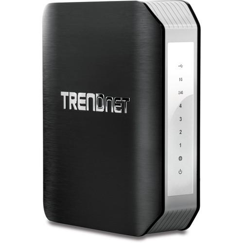 TRENDnet TEW-818DRU AC1900 Dual Band Wireless Router TEW-818DRU