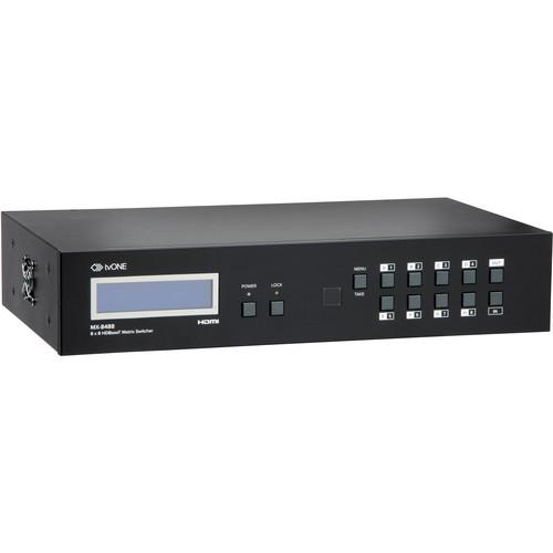 TV One MX-8488 8 x 8 HDBaseT Matrix Switcher MX-8488