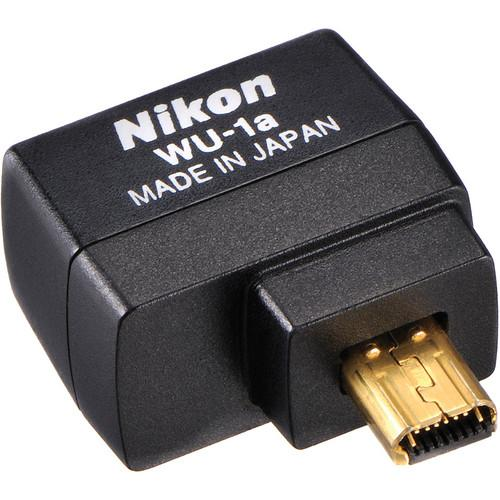 Used Nikon  WU-1a Wireless Mobile Adapter 27081B