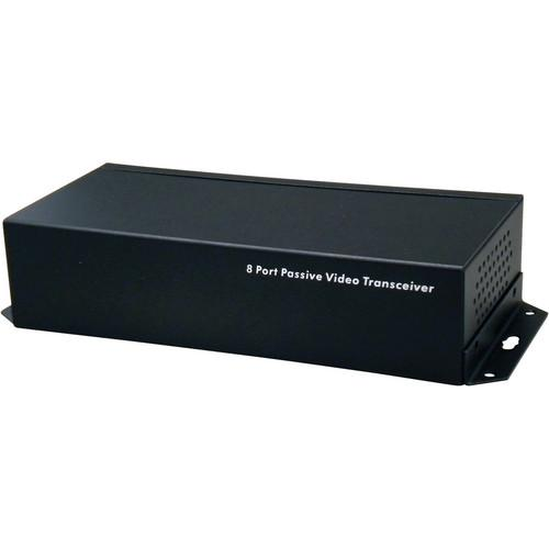 UTP Balun VPB800TRJ 8-Channel Passive Video VPB800TRJ
