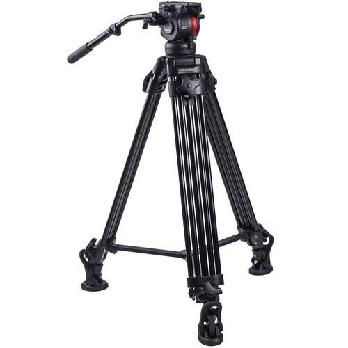 Varavon 815 Big Tripod Set with Video Head, Mid Level 815 SET