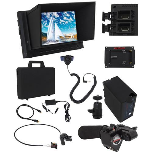 VariZoom Zoom and Focus Control Kit with 7