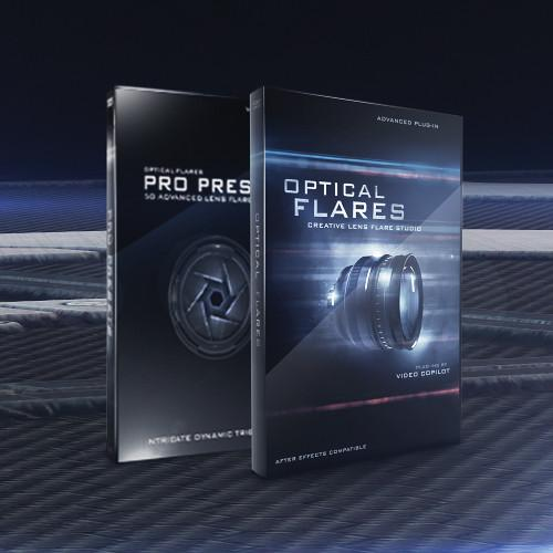 Video Copilot Optical Flares Bundle OPTICALFLARESBUNDLE