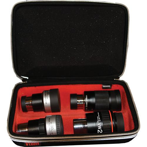 Vixen Optics  Padded Eyepiece Case 35651