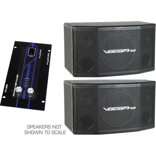 VocoPro EVENTMAN Basic Speaker Package EVENTMAN BASIC