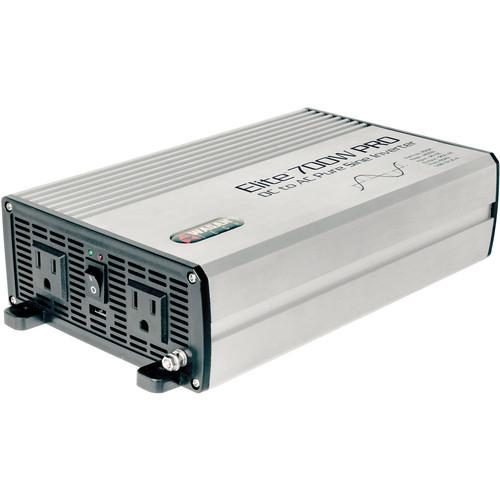 WAGAN Elite 700W PRO Pure Sine Wave DC to AC Power Inverter 2602