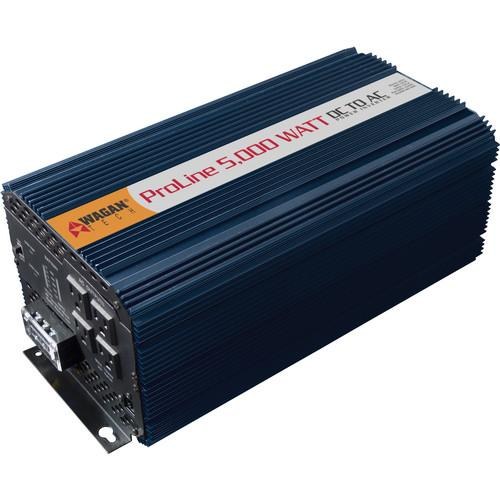 WAGAN  ProLine 5000W AC Power Inverter 2012-4