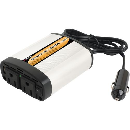 WAGAN Smart AC Series 200W USB  Power Inverter 2402-5