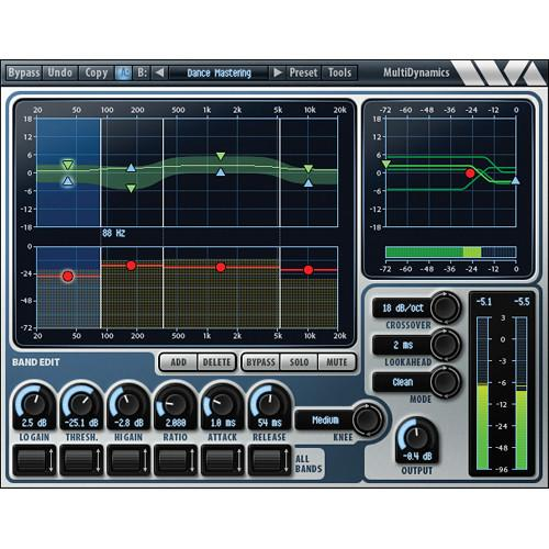 Wave Arts MultiDynamics Multi-Band Dynamic Control 11-33093