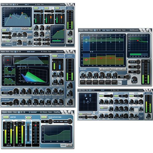 Wave Arts Power Suite Plug-In Bundle (AAX DSP) 11-33097