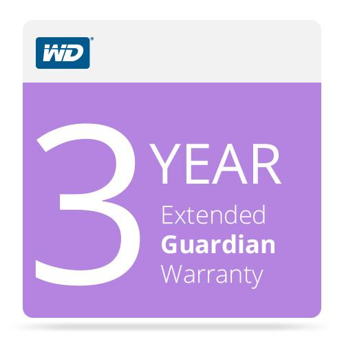 WD Guardian Extended Care for WD Sentinel WDBU1R0000NNC-NASN