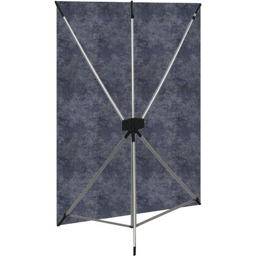 Westcott  X-Drop Kit (5 x 7', Slate) 575K