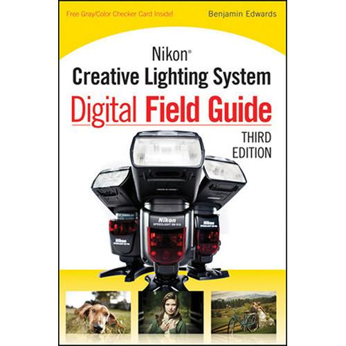 Wiley Publications Book: Nikon Creative Lighting 978-1118022238