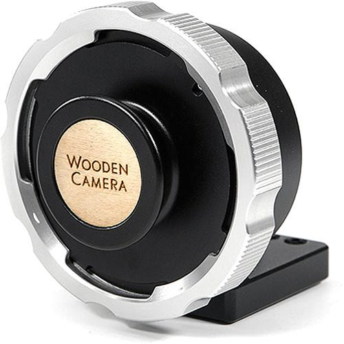 Wooden Camera PL Lens Mount Adapter for GH3 & GH4 WC-171500