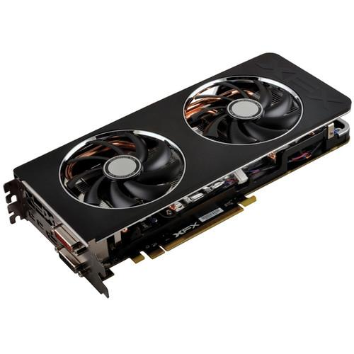 XFX Force Radeon R9 270X Graphics Card (1100 MHz) R9270XCDBC