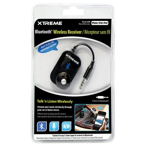 Xtreme Cables Bluetooth Wireless Receiver with Microphone 51902