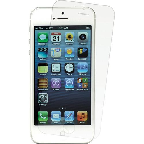 Xuma Clear Screen Protector Kit for iPhone 5/5s/5c (2-Pack)