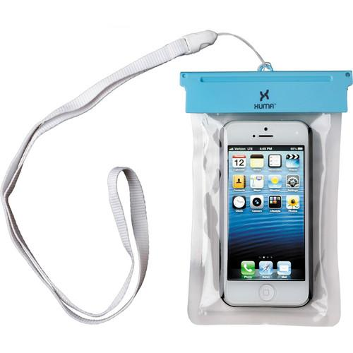 Xuma Waterproof Pouch for iPhone 5 & 5s I5-WPC