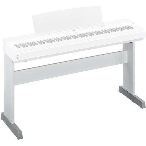 Yamaha L-255WH - Stand for P-255B Digital Piano (White) L255WH