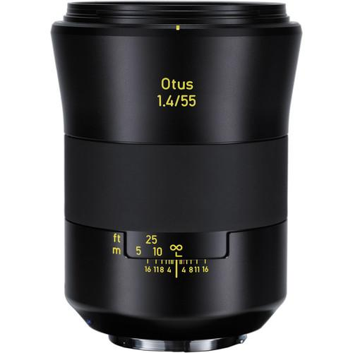 Zeiss 55mm f/1.4 Otus Distagon T* Lens for Canon EF 2010-056