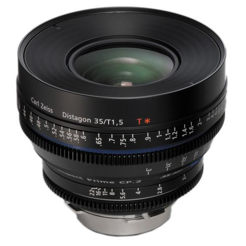 Zeiss Compact Prime CP.2 35mm/T1.5 Super Speed E Mount 1916-648
