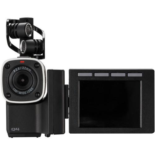 Zoom  Q4 Handy Video Recorder ZQ4