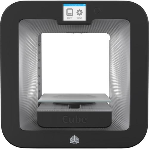 3D Systems  Cube 3 Printer (Grey) 391100