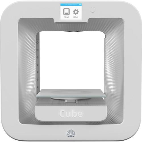 3D Systems  Cube 3 Printer (White) 392200