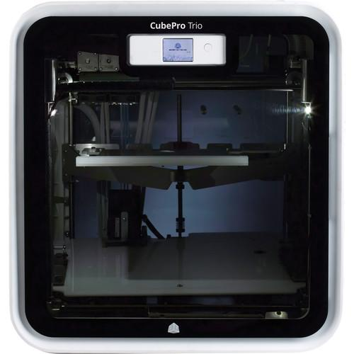 3D Systems  CubePro Trio 3D Printer 401735
