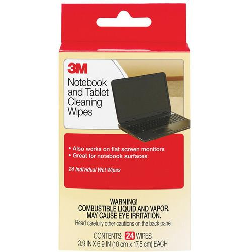 3M  CL630 Notebook Screen Cleaning Wipes CL630