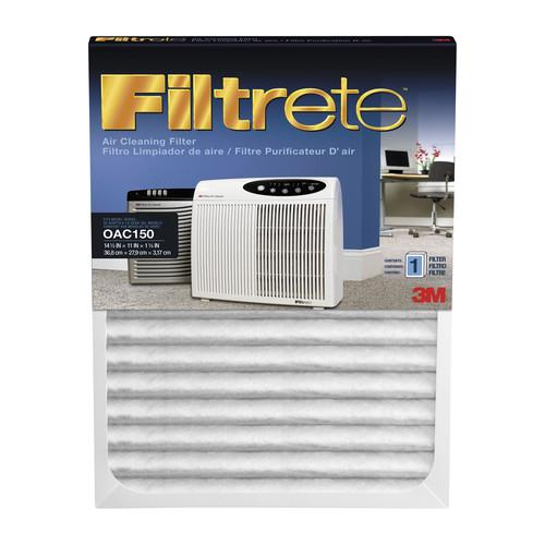3M Filtrete Replacement Filter for OAC150 Office Air OAC150RF