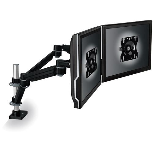 3M  MA260MB Easy Adjust Dual Monitor Arm MA260MB