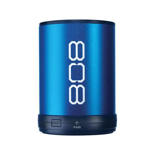808 Audio Canz Bluetooth Wireless Speaker (Blue) SP880BL